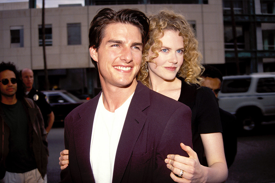 تصاویر شخصیت های هالیوودی که به صورت سینمایی ازدواج کردند