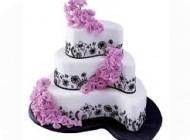 مدل کیک های عقد و عروسی 2017