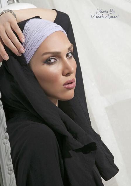 عکس های سمیرا یونسی خواهر مانکن و زیبای روناک یونسی