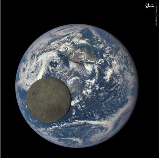 چهره نیمه پنهان ماه در اینستا