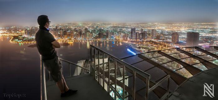 تصاویر زیبا از دبی که تا به حال ندیدید