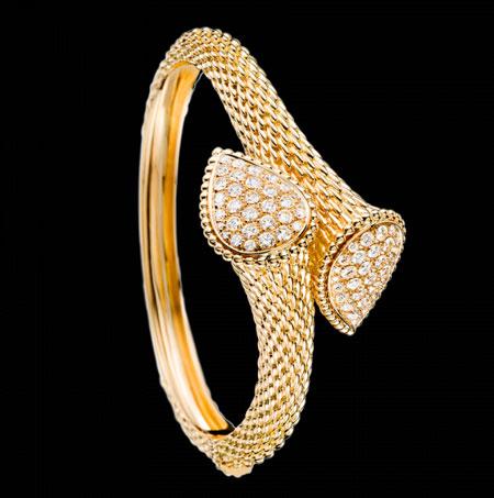 جدیدترین مدل دستبندهای طلا 2019
