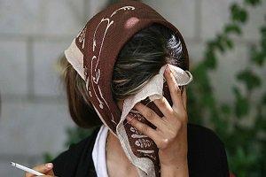 عقیم کردن زنان کارتن خواب ایرانی