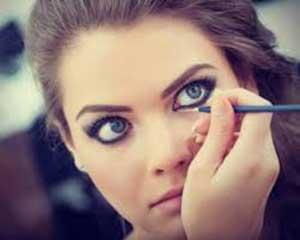 هشت قدم برای آرایش چشم مخصوص شب