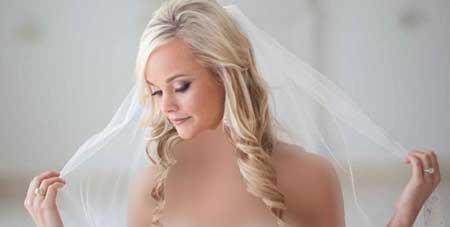 فقط ۶ قدم تا زییایی عروس!