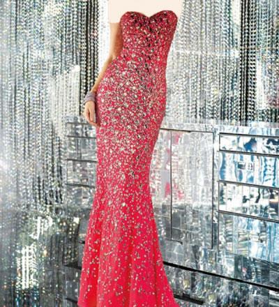 مدل لباس مجلسی زنانه 2015
