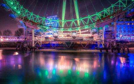 آشنایی با شهر لندن پایتخت انگلستان و بریتانیا