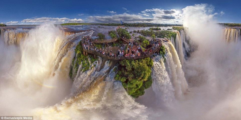 عکس نقاط دیدنی و جذاب جهان