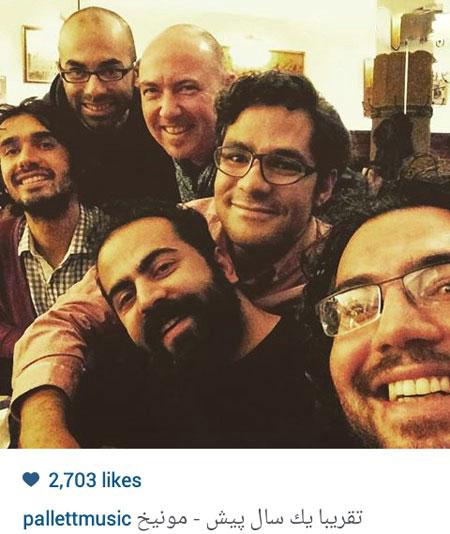 چهره ها در شبکههای اجتماعی سری شهریور 94