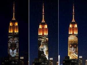 ساختمان مشهور امپایر استیت نیویورک میزبان حیوانات در حال انقراض