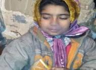 تصاویر جنجالیه اعتیاد به تریاک دختر ۷ ساله در زاهدان