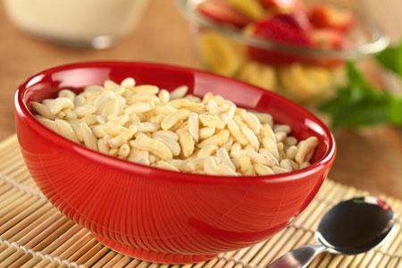 طرز تهیه برنجک در خانه