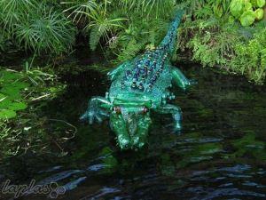 مجسمه های زیبا و خلاقانه بازیافتی