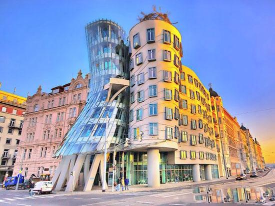 عجیب و غریب ترین ساختمان های دنیا