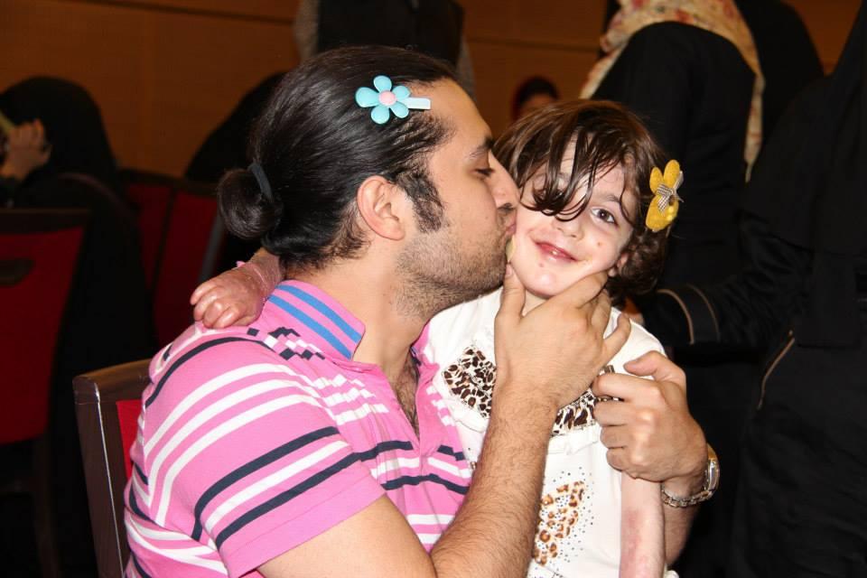 اشکان خطیبی یکی از بزرگترین هنرمندان ایرانی