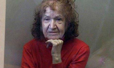 پیر زن 68 ساله ای که قاتل زنجیرهای آدمخوار بود