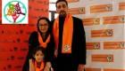 بارداری لاله صبوری از همسر دوم امریکایی اش