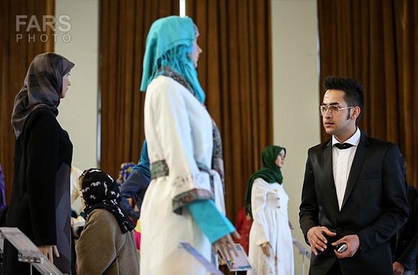 سومین جشنواره مد و لباس و مانکن اسلامی