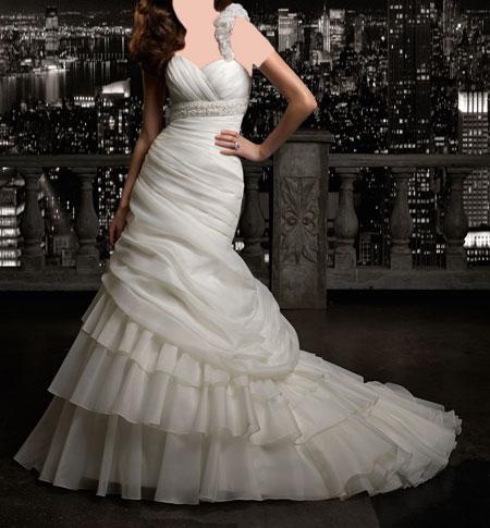 شیک ترین لباس عروس های در طرح های متفاوت 2017