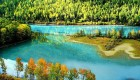 زیباترین دریاچه های چین که خودشان هم ندیدند