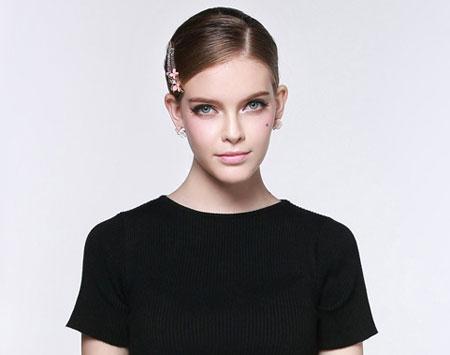 مدل سنجاق سر اسپرت دخترانه
