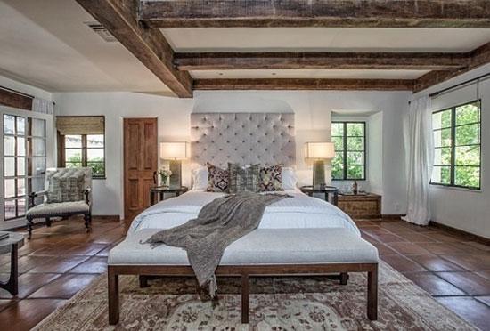 دکوراسیون خانه ٧ میلیون دلاری بازیگر زن هالیوودی کاترین هپبورن