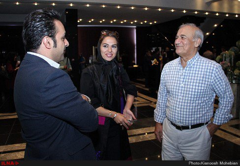 تصاویر عقد قرارداد بین موسسه شهر فرش و شهاب حسینی