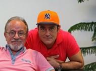 پرده برداری بیژن بیرنگ از یک سریال و رفتار محمدرضا گلزار