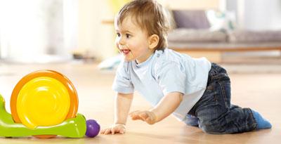 بازیهایی برای تقویت تواناییهای ذهنی و جسمی حرکتی کودک