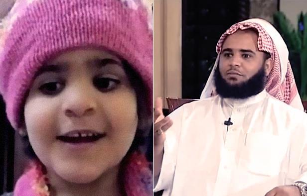 تربیت وحشیانه شیخ سعودی با تجاوز جنسی  به دختر ۴ ساله اش