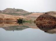 دریاچه سواحل امارات درنزدیکی تهران