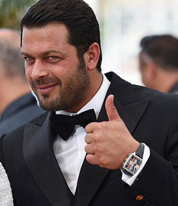 ایرانی ها هم جزء خوش تیپ ترین مردان فرش قرمز 2015 بودند
