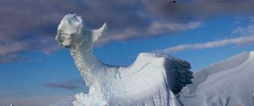 کشف موجود افسانه ای در قطب