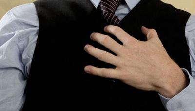 تند شدن غيرطبيعی و بی دلیل ضربان قلب