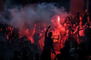 جنجال دیدار استقلال اهواز و استقلال تهران