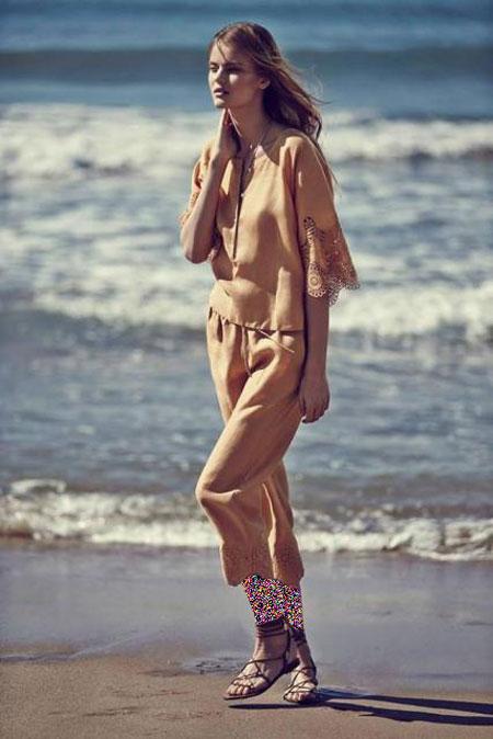 لباس زنانه ماسیمو دوتی تابستانه 2015
