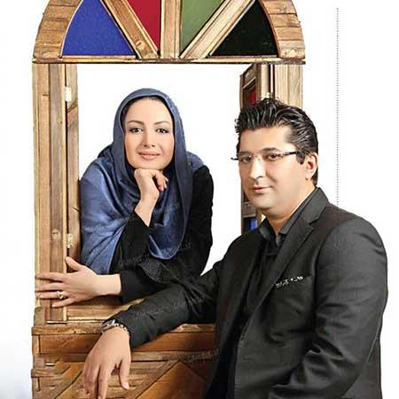 جدید ترین عکس های شیلا خداداد و همسرش