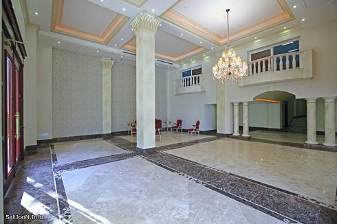 تصاویر خانه ثروتمندان و میلیاردرهای تهرانی