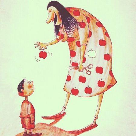 نقاشی های جالب مفهومی و فانتزی