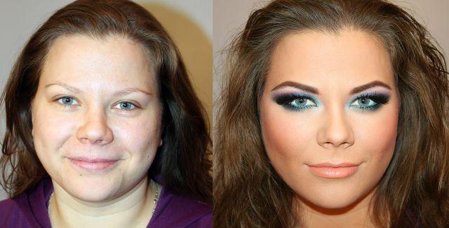 آرایش با زن ها چه میکنه؟