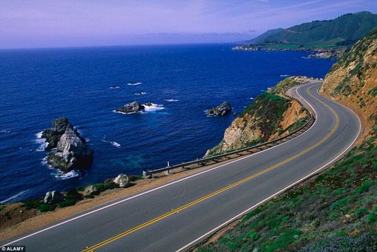 خوش منظره و رویایی ترین جاده های دنیا