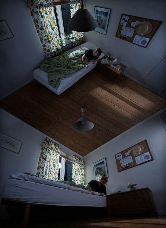 تصاویر جالب طراحی شده توسط خدای فوتوشاپ