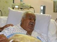 برای ناصر ملک مطیعی دعا کنید راهی بیمارستان شد