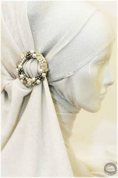 جدید ترین نمونه های بستن شال و روسری