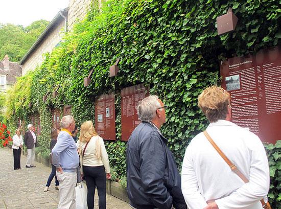 تصاویر خانه و زندگی و محل مرگ ون گوگ