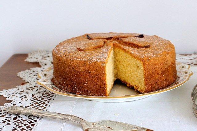 طرز تهیه کیک اسفنجی کم کالری و رژیمی