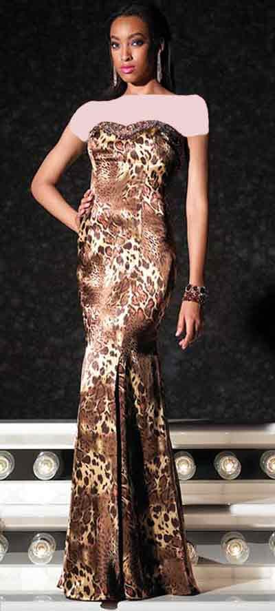نمونه هایی جدید و زیبا از مدل های لباس شب 2015