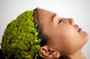 ماسک موی خانگی برای موهای خشک با چند محصول طبیعی