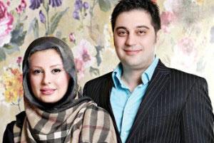پشت پرده عشق نیوشا ضیغمی و همسرش