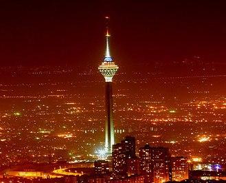 مبل 6 دوره ایرانی 2 میلیارد تومانی در برج میلاد